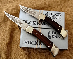 buck 110 knife dating